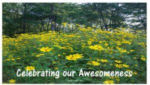 Awesomeness celebration