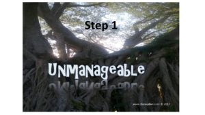step-1-trees