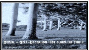 self deception blurs tree