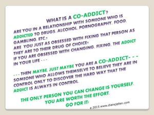 what is a coaddict slant.