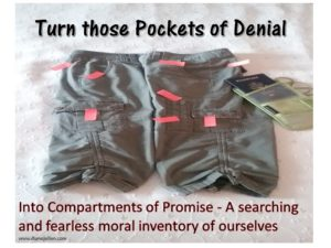 Pockets of denial